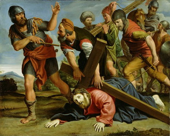 Domenichino, The Way to Calvary, c. 1610