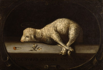 Josefa de Ayala, The Sacrificial Lamb, c. 1670-84