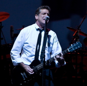 Glenn Frey (Photo by Steve Alexander)