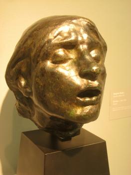 August Rodin, Sorrow, c. 1881–82