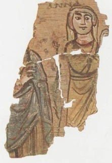 Anna the Prophetess, Alexandrian World Chronicle, fifth century.