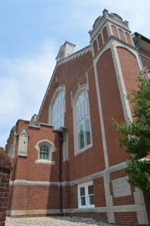 Springfield Baptist Church, Springfield KY